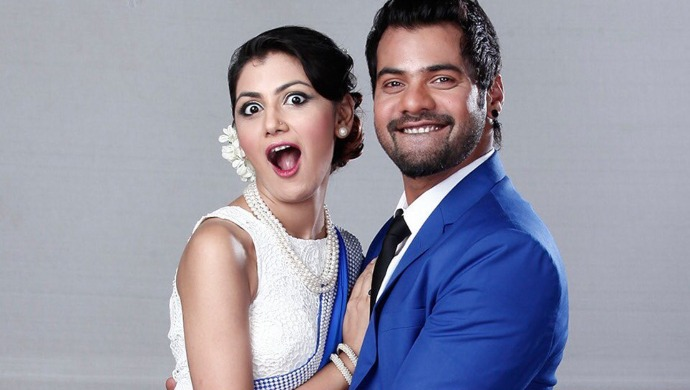Shabir Ahluwalia and Sriti Jha