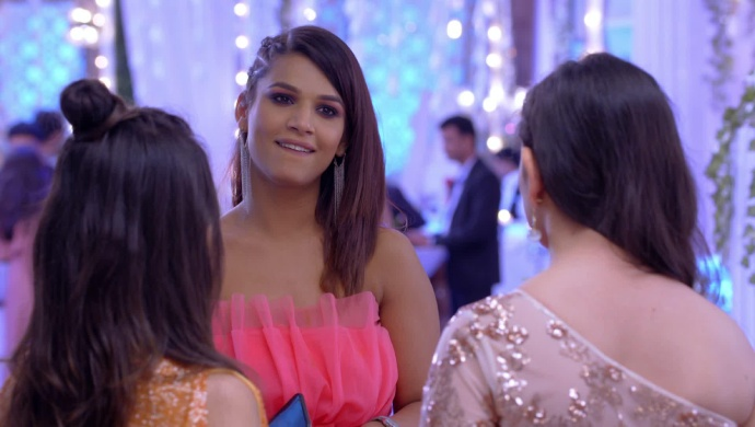 Still from Kumkum Bhagya with Rhea