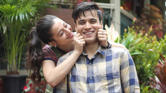 Anshuman Malhotra and Priyal Gor in Love Sleep Repeat