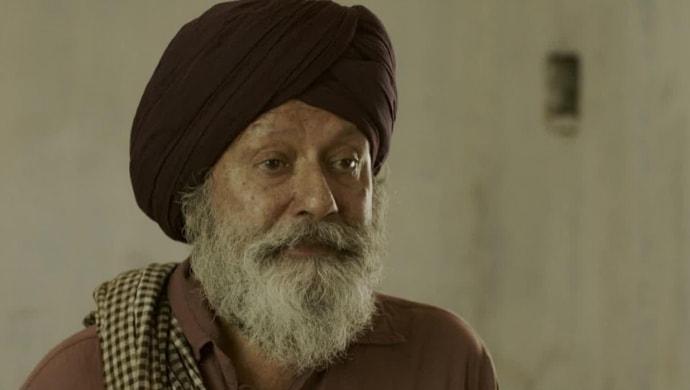 Pankaj Kapur as Bishan Singh in Toba Tek Singh