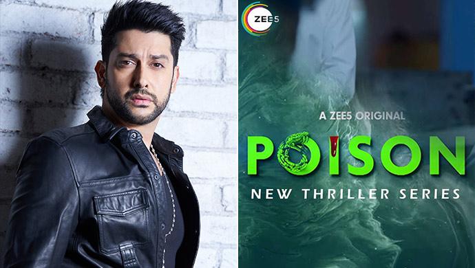 Poison season two with Aftab Shivdasani