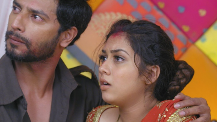 Still from Tujhse Hai Raabta with Kalyani and Malhar
